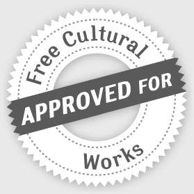 cc free cultural works seal